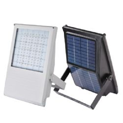 Portable All in One 7W Solar Flood Light with bright LED