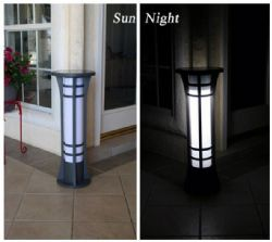 Good Quality Alu. 5W Garden Solar LED Garden Light / Lamp