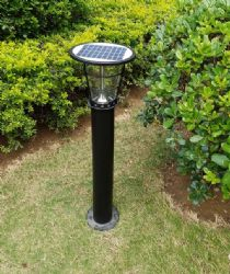 Portable 5W Outdoor LED Solar Garden Light / Lamp 80cm/90cm/120cm