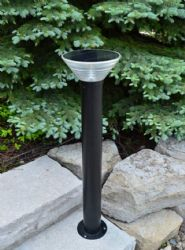 Factory High Quality 5W Outdoor Garden Deck Solar Light/Lamp