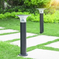 New Style high efficiency and bright LED Solar Garden Light/Lamp
