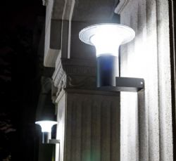 New Style easy install and bright LED Wall-mounted Solar Light/Lamp